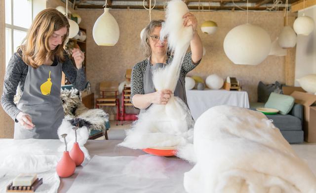 Handgemaakt in eigen atelier